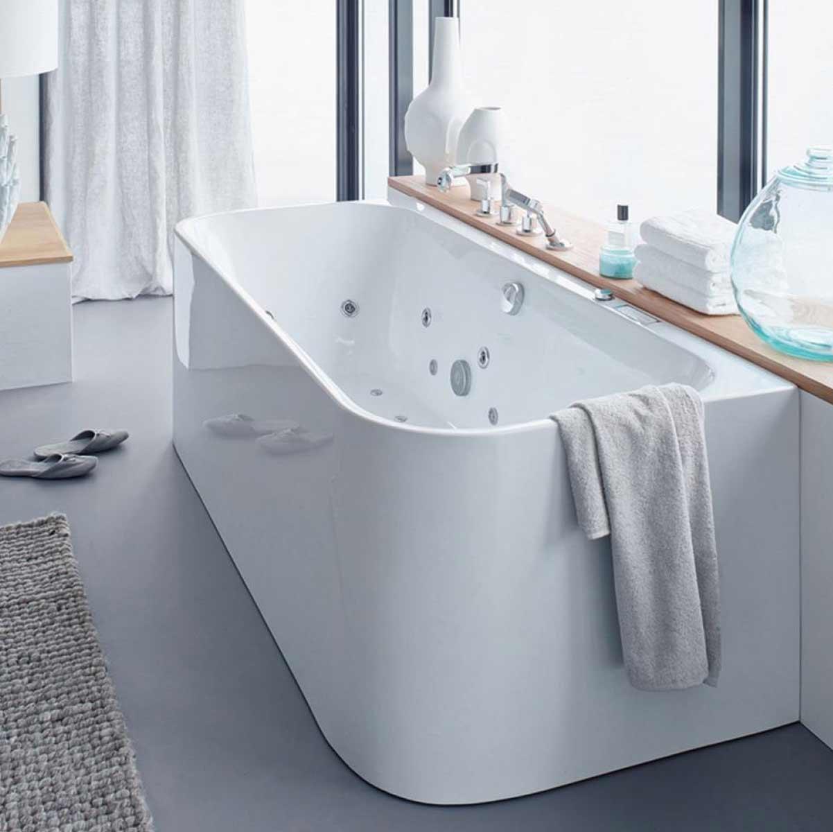 Duravit happy d 2 - Vasca da bagno duravit ...
