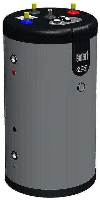 BOILER ACV SMART 130L INOX