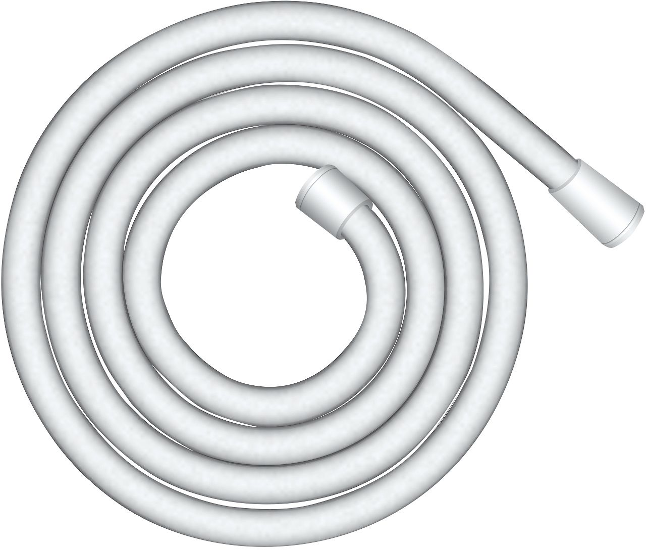 "FLEXIBLE ISIFLEX HG 125-1/2""-1/2"" BLANC"