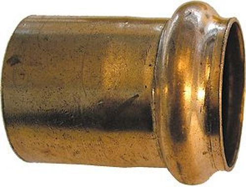 CUIVRE A SOUDER PASSAGE PVC 90-80MM