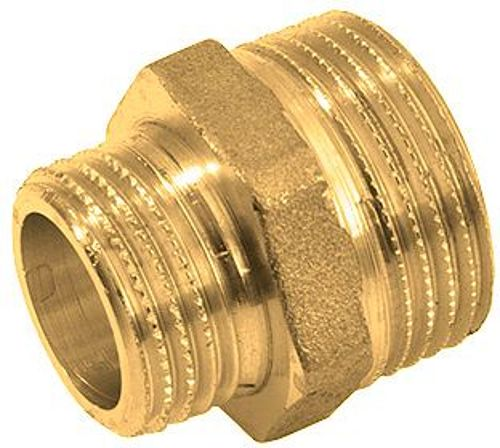 "MAMELON REDUIT FILETE LAITON 3/8""M-1/4""M"