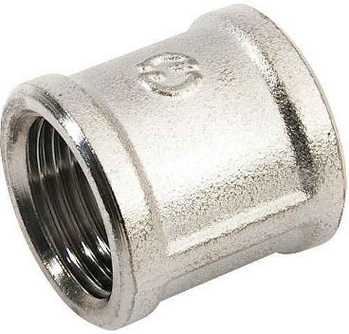 "LAITON FILETE MANCHON 1/2""FF CHROME"