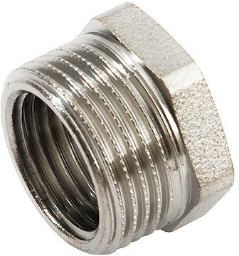 "LAITON FILETE REDUCT. 1/2""M-3/8""F CHROME"
