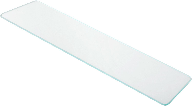 GLASPLAAT V.TABLET GEESA STAND. 60CM HEL