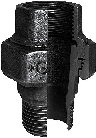 GAZ RACCORD UNION MF NR 341 6/4""