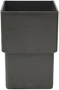 MANCHON PVC GRIS EEP CARRE 100-100MM