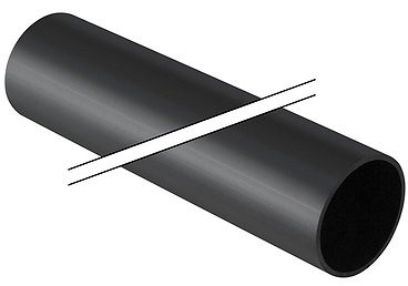 TUBE PE GEBERIT 5M LA LONGUEUR 63MM