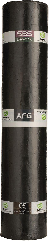 TOPLAAG REK APP 4 AFG/F GRIJS 8M