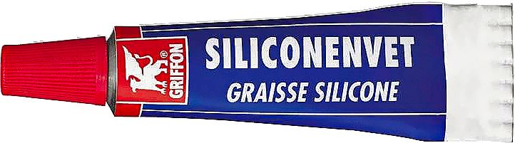 GRAISSE SILICONES 15GR.