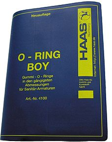 O-RING BOY NOVIX ASSORTIMENT 100