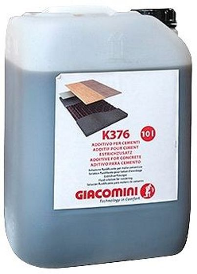 ADDITIF POUR CIMENT GIACOMINI 10L
