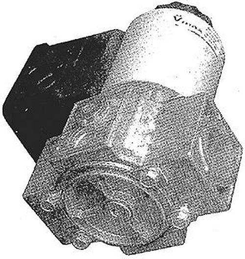 """ELECTRO-MAGNEETVENTIEL GAS 6/4"""" 230V"""
