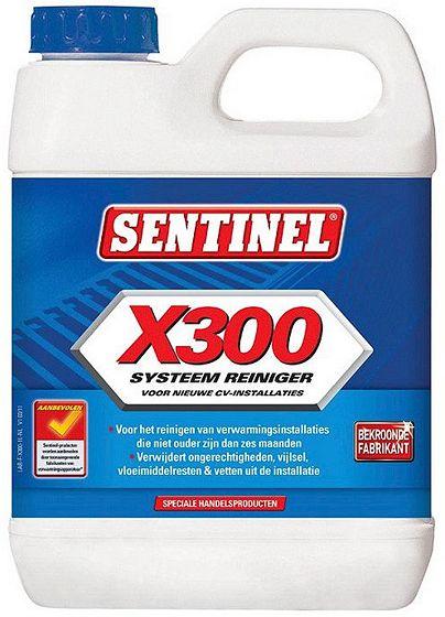 CV CLEANER SENTINEL X300 1 LITER