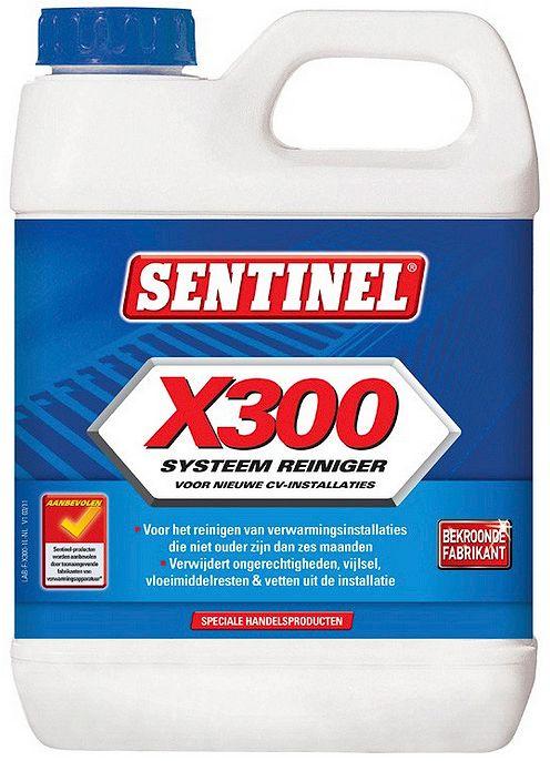 AGENT DE RINCAGE CC SENTINEL X300 1LITRE