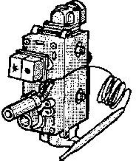 GASBLOC EURO SIT TYPE CMF 41-49-56/810