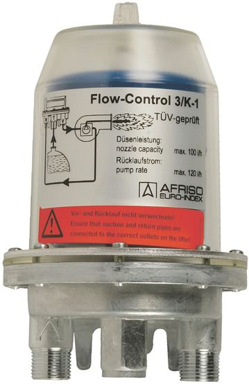 FLOW-CONTROL 3K ONDERGRONDSE TANK