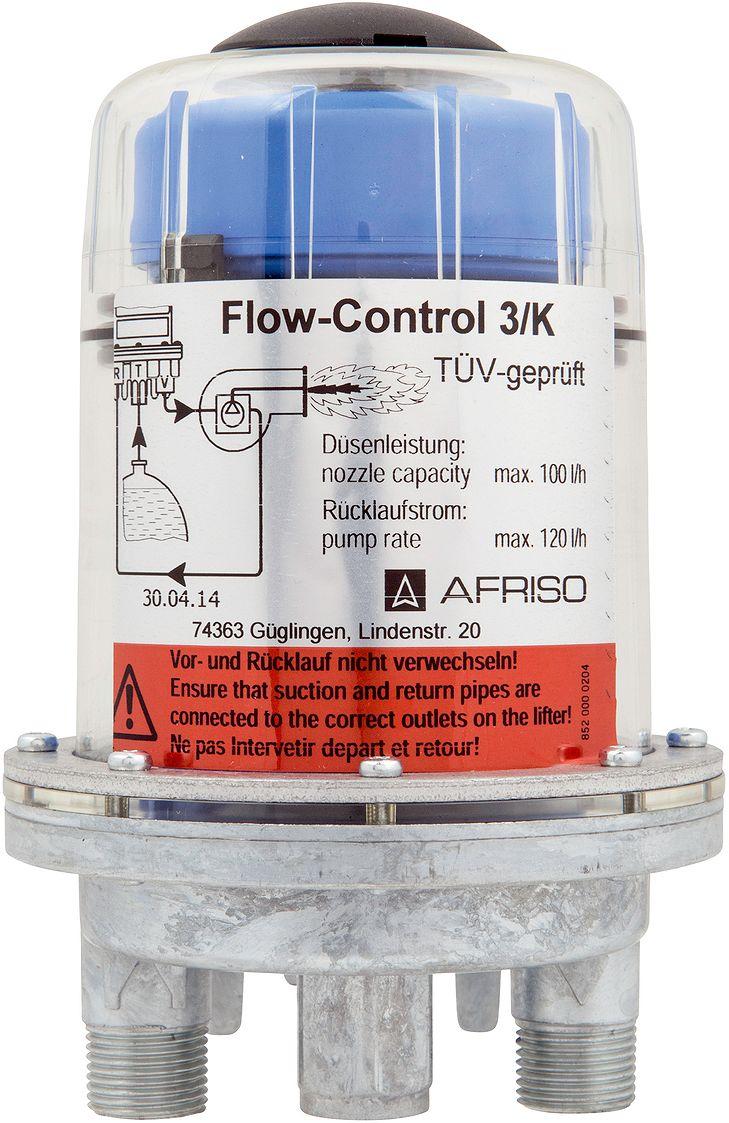FLOW-CONTROL 3K RESERVOIR SOUTERRAIN