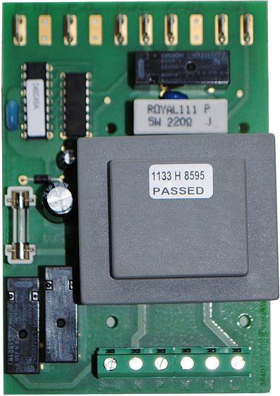 PRINTPLAAT+TTB AANSL.RADSON (E)HR 230V