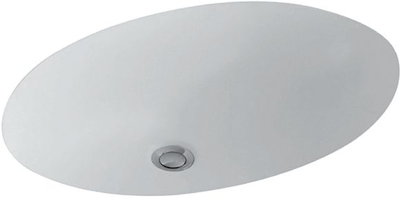 ONDERB.LAVABO EVANA VB 61 WIT 615X415MM