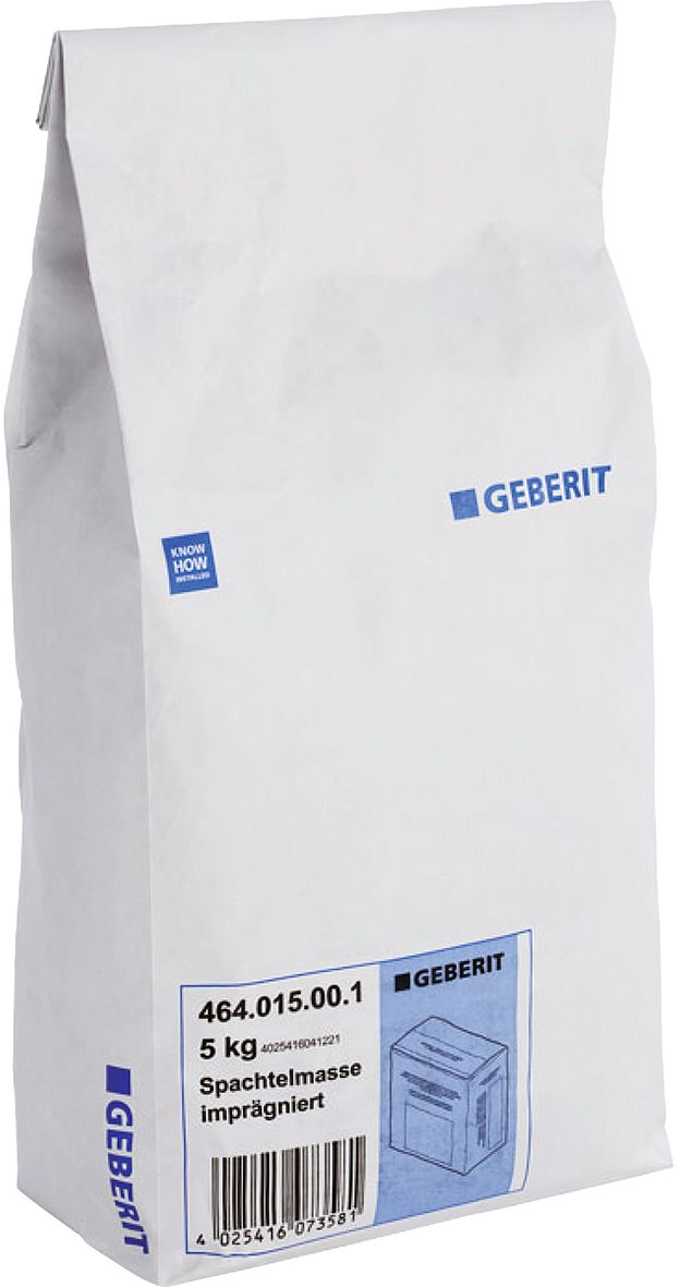 ENDUIT GEBERIT 5KG