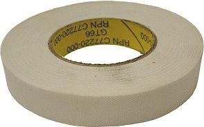 GLASVEZELTAPE GT66 12MM ROL 20M