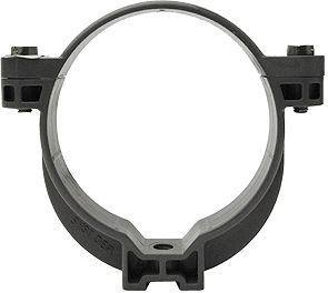 COLLIER PVC FIXO GRIS FONCE 125MM M7