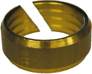 BAGUE POUR RACCORD A SERRER VPE 16-2,2MM