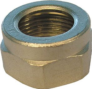 ECROU POUR RACCORD A SERRER VPE 16-2,2MM