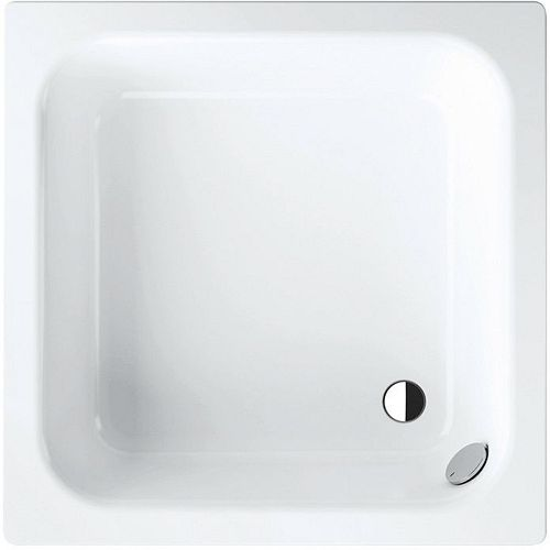 TUB PLTST.DIEP BETTE  80-100-28 WIT