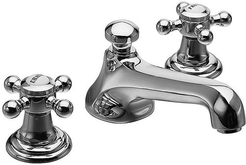 MEL.LAVABO3TR.MADISON DORNBRACHT CHROME