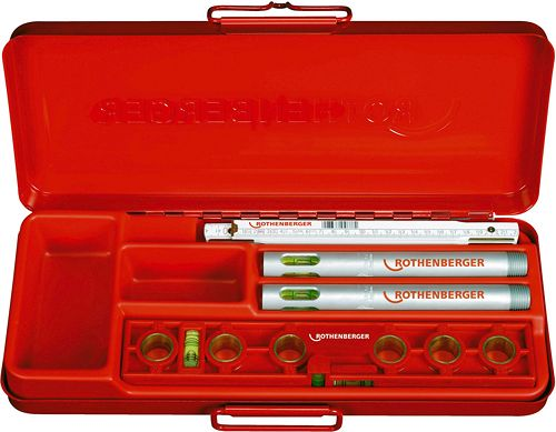 ROCHECK WATERPAS SET ROTHENBERGER