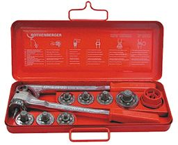 SET EVASEUR ROCAM ROTHENBERGER  12-22MM