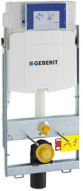 SYSTEME DE SUSPENSION WC GIS GEB.+ COUDE