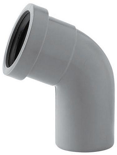 PVC ELLEBOOG EUPEN RA2B  50MM 67°