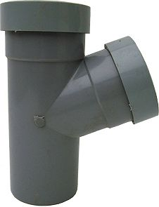 PVC T EUPEN RA6B  75MM 67GR