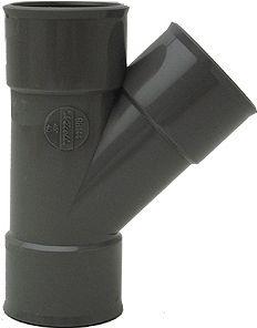 T PVC KW NICOLL 45°.FFF 90MM