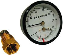 THERMO-MANOMETER RADSON