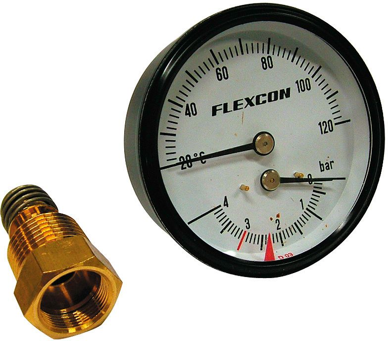 THERMO-MANOMETER JUNKERS