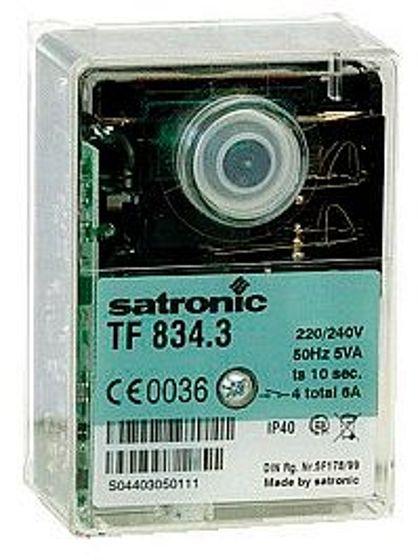 RELAIS TF834 SATRONIC BLOC ACTIF