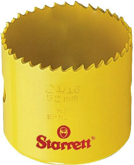 KLOKBOOR STARRET HSS 19MM