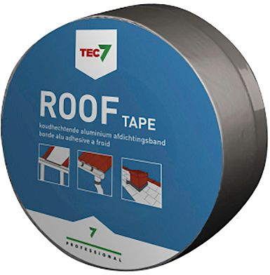 ALU AFDICHTINGSBAND ROOF7 TAPE  50MM-10M