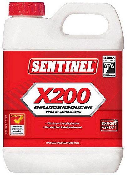 DETARTRANT CHAUDIERE CC SENTINEL X200 1L