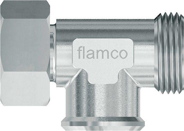 """T  V.FLEXOFIT S FLAMCO 3/4""""F-1/2""""F-3/4""""M"""