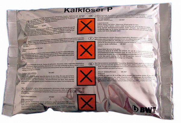 KALKLOSER POUR L1500 BWT 1KG