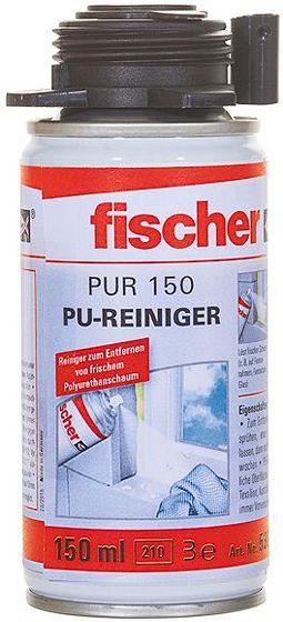 NETTOYANT MOUSSE PU FISCHER 150ML