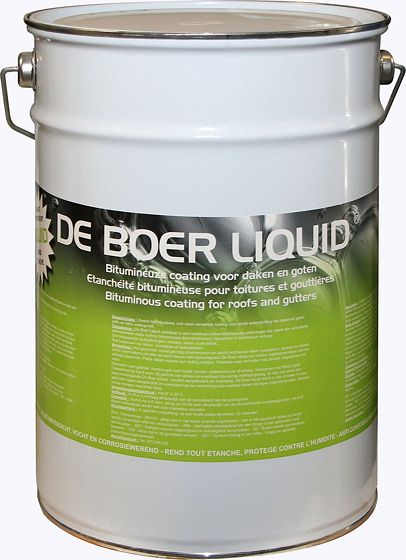 DE BOER LIQUID BUS 5L