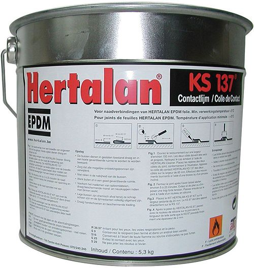 HERTALAN COLLE CONTACT KS137 BID.5,3KG