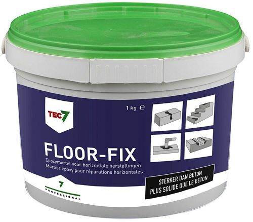 MORTIER EPOXY ETANCHE  FLOOR7  1KG