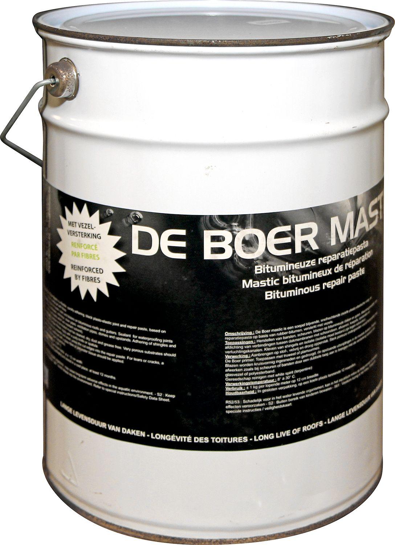 DE BOER MASTIC BIDON 5L