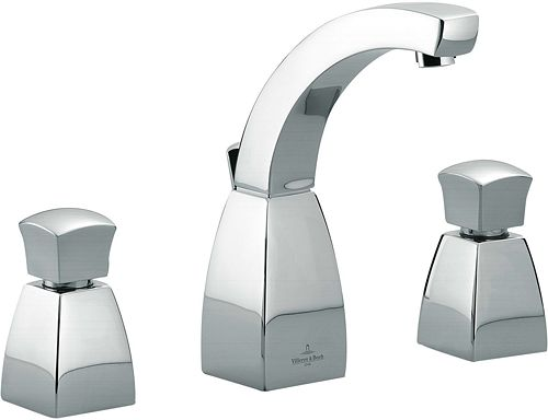 MELANG.LAVABO 3TR.SQUARE V&B CHROME